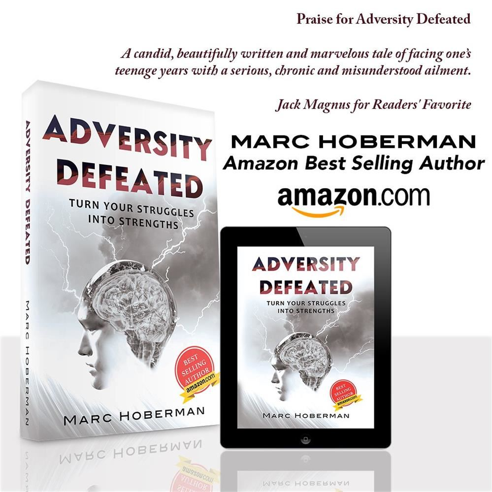 Fundraiser - Adversity Defeated: Turn Your Struggles Into Strengths