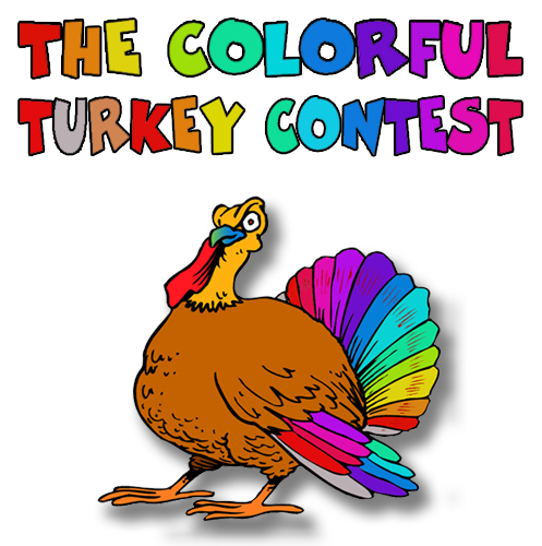 The Colorful Turkey Contest