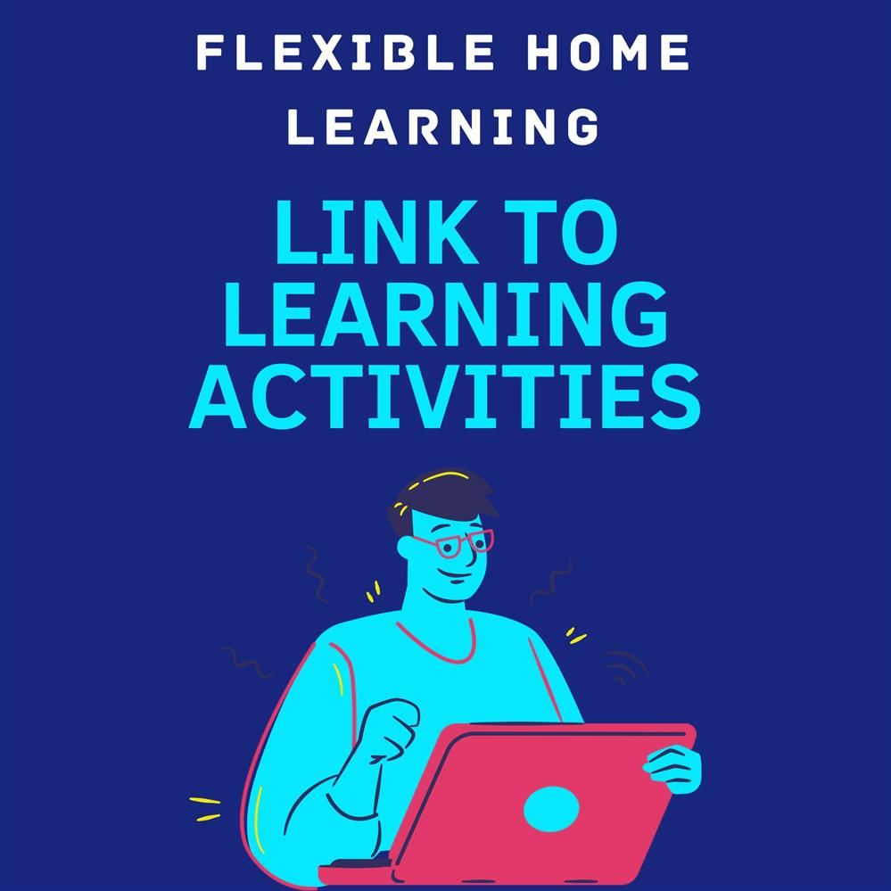 Click here to access  Elmwood Flexable Home Learning