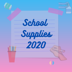 Supply Lists 2020