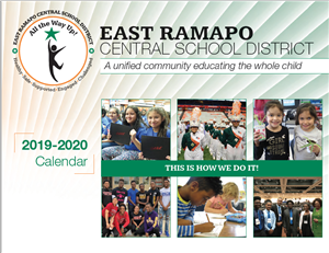 ERCSD 2019 Calendar Cover Click to view or download