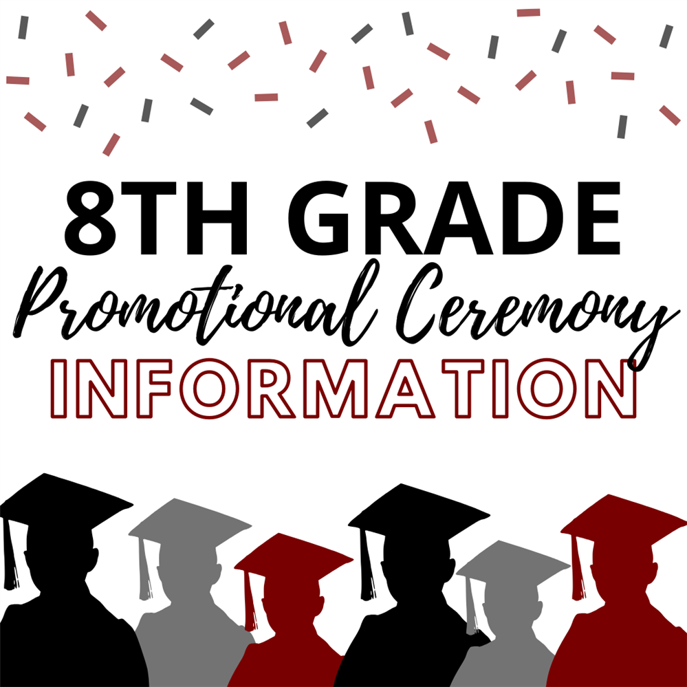 8th Grade Virtual Promotional Ceremony