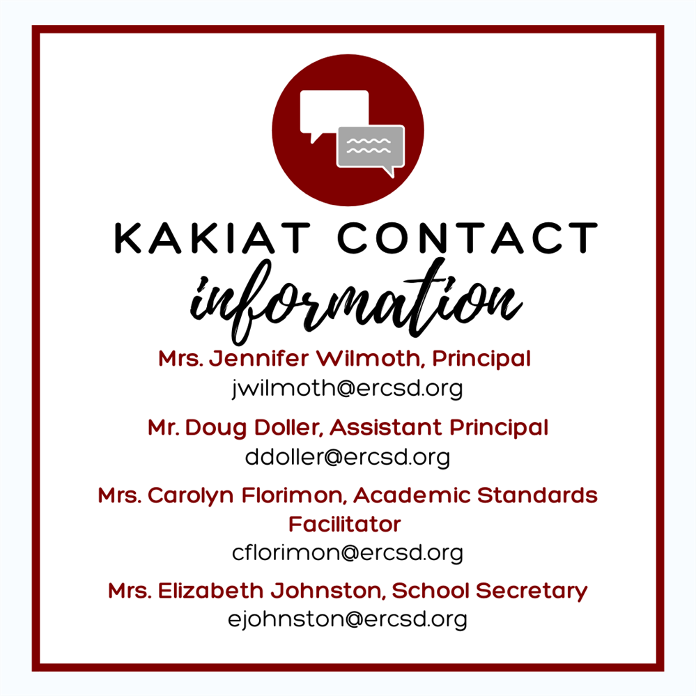 Kakiat STEAM Academy's Contact Info