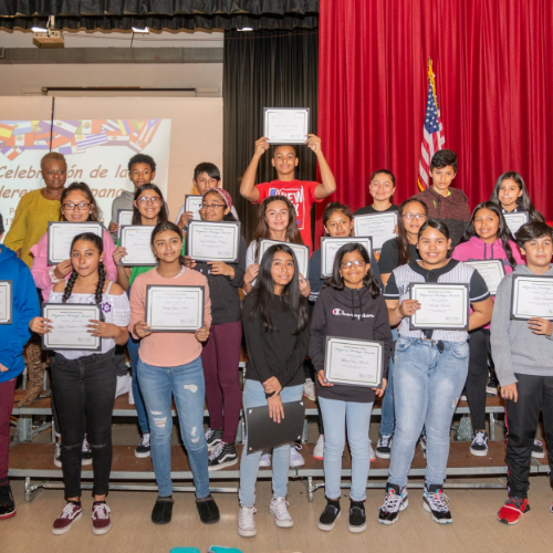 Hispanic Heritage Award Winners