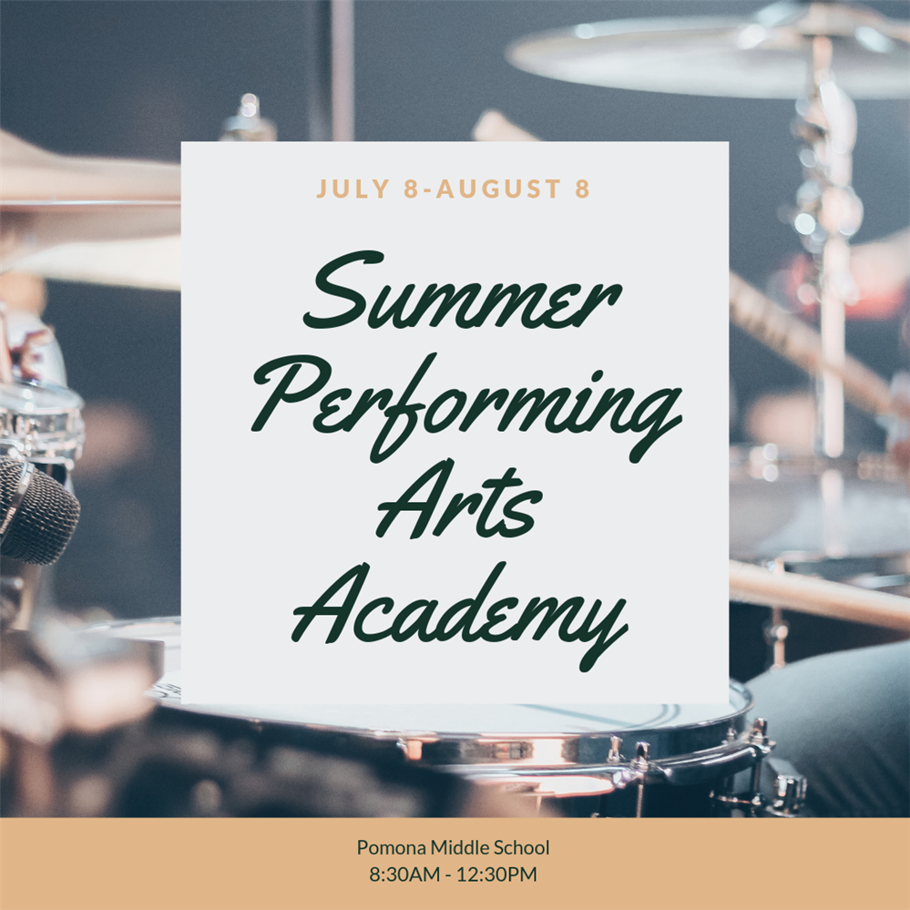 Summer Performing Arts Academy