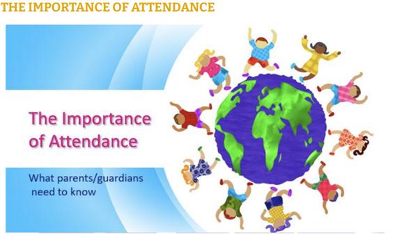 Attendance / Attendance - Why it matters