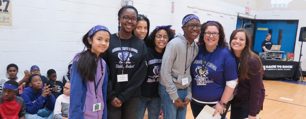 Chestnut Ridge Middle School / Homepage
